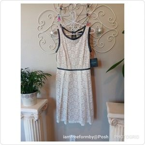 Cynthia Rowley Lace Dress 8